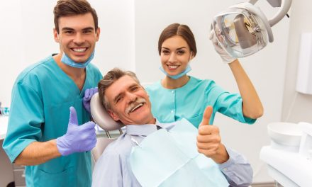 Importance of Oral Hygiene for Elderly
