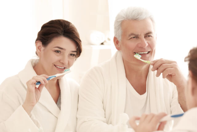 Oral Hygiene For Elderly