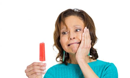 Sudden Tooth Sensitivity To Cold