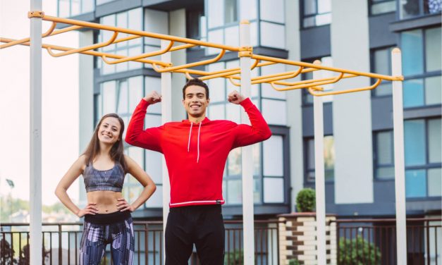 Why Should You Choose An Outdoor Exercise Equipment?