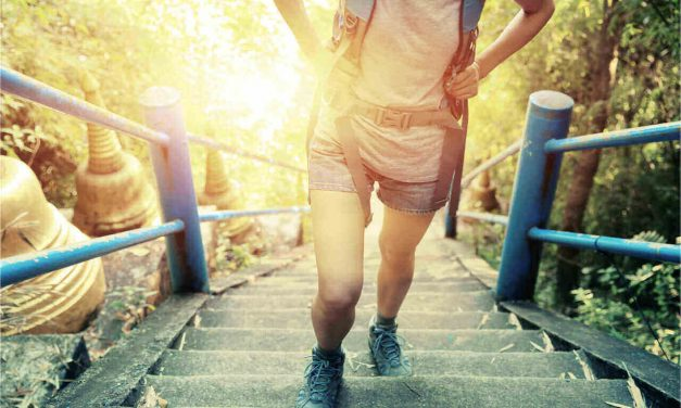 Benefits Of Stair Climbing: Fall In Love With Your Stairs Starting Today!